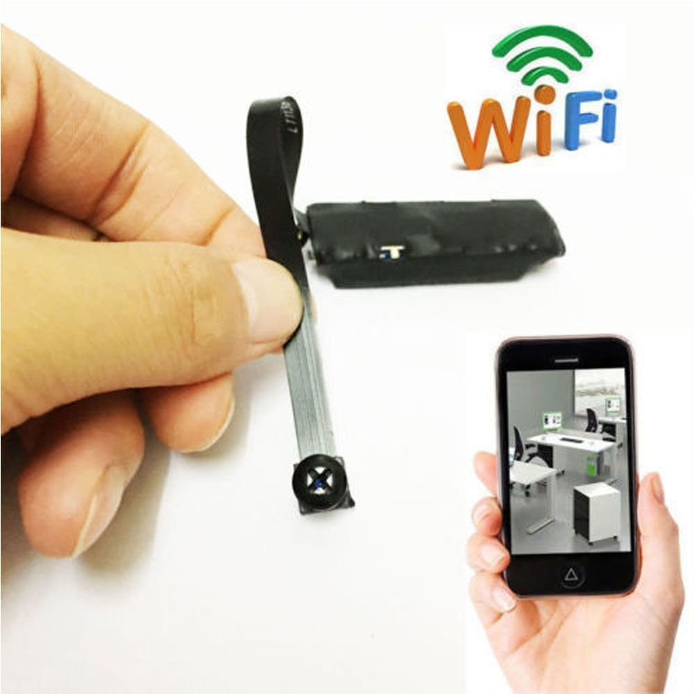 nanny cam iphone fannuoyi wireless nanny wifi ip pinhole diy 12673